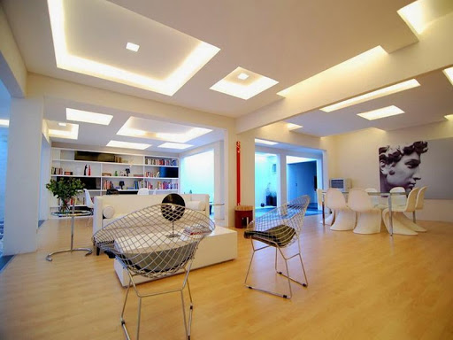 Modern Ceiling Ideas