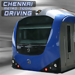 Chennai Metro Train Driving