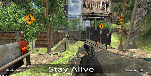 Soldiers VS Zombies- screenshot thumbnail