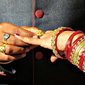 by Shalabh Saxena - Wedding Ceremony
