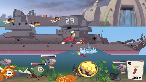 Super Dynamite Fishing FREE screenshot 7
