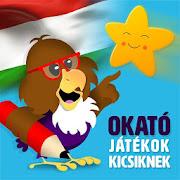 Játékosan Magyarul - oktató játék gyerekeknek