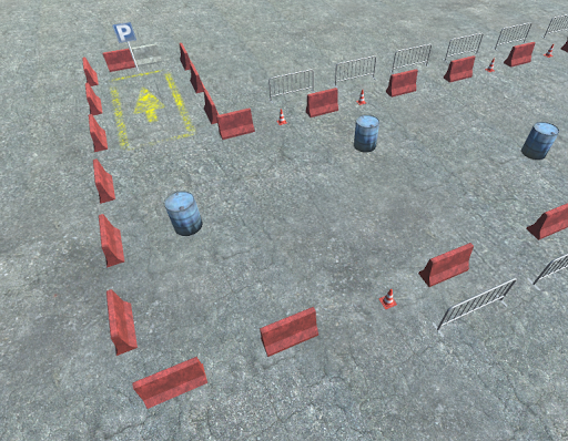 AVP All Vehicle Parking screenshot 5