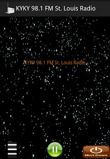 KYKY 98.1 FM St. Louis Radio