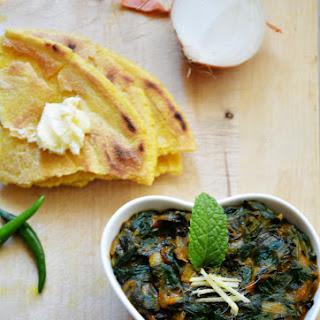 Palak Saag Recipe , How to make palak saag   Spinach saag step by step
