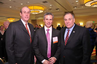 Photo: The Westchester County Association breakfast on January 12, 2012 at the Westchester Marriott Hotel in Tarrytown, NY..(photo by Gabe Palacio)