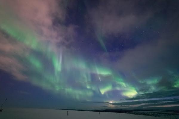 Northern lights di stebiscio