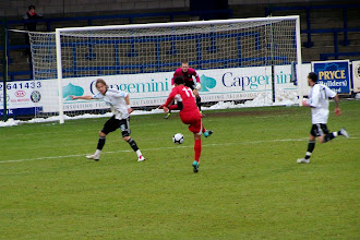 Photo: 28/12/10 v Redditch United (Conference North) 3-1 - contributed by Gary Spooner