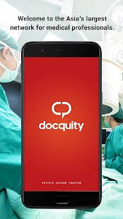 Docquity- Medical Cases Discussion App - náhled