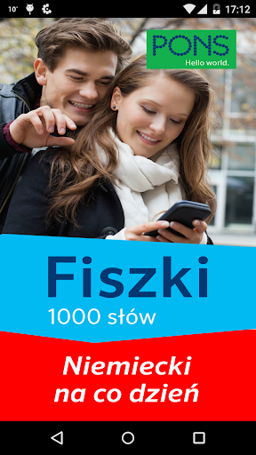 Fiszki - 1000 słów niemieckich