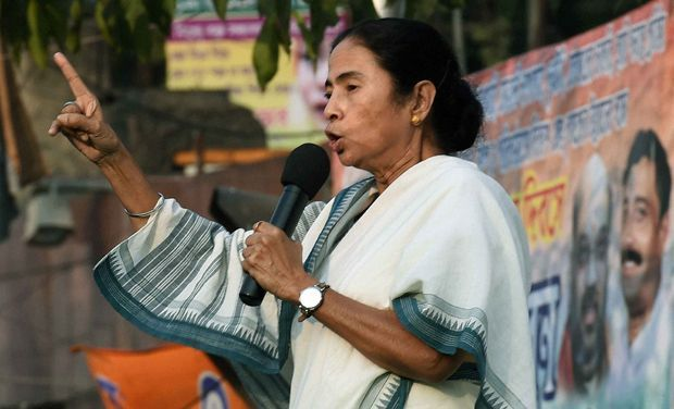 West Bengal Chief Minister Mamata Banerjee (Photo: PTI)