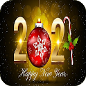Happy New Year 2021! Cards and Pictures icon