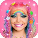 Beauty Girl Makeup Camera 💄 icon