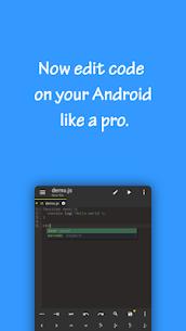 Acode – Powerful Code Editor Mod Apk