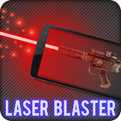 Laser Blaster Simulator Android APK Download Free By RedBor Games