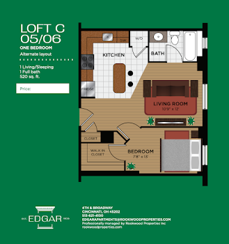 Go to Loft C-05/06 Floorplan page.