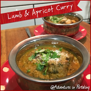 Lamb & Apricot Curry {AIP, Paleo, whole 30}