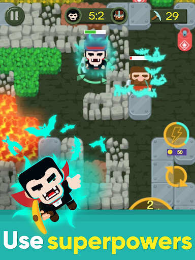 Dig Bombers: PvP multiplayer digging fight 3.3.3 screenshots 18