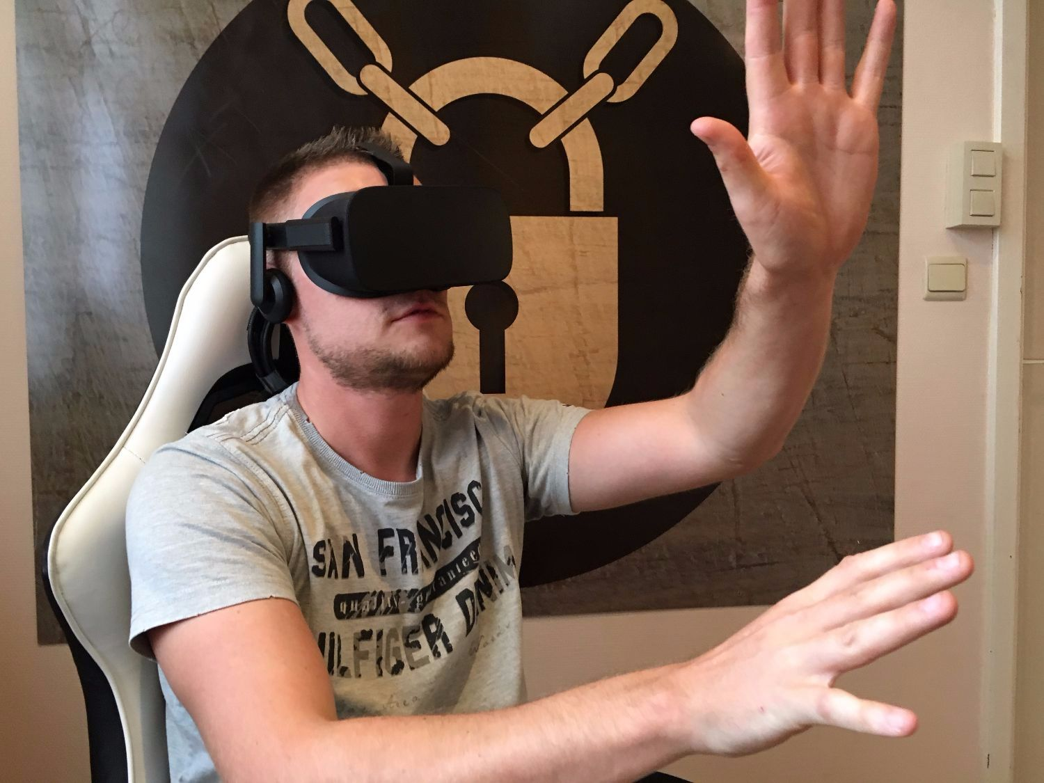 Onze Virtual Reality Room is geopend!