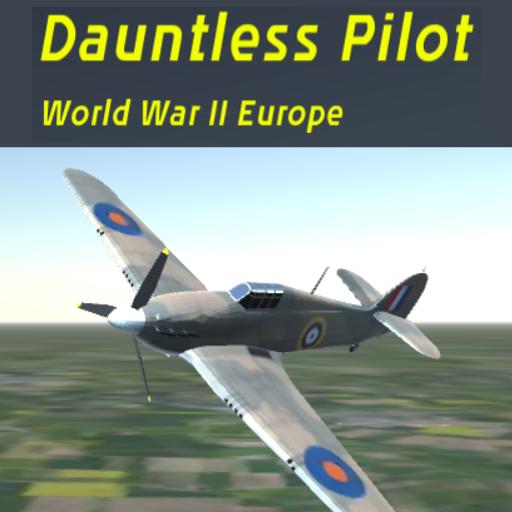 DP戦闘機WW2デモ 模擬 App LOGO-硬是要APP