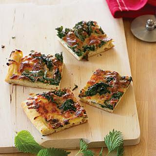 Nettle Pizza