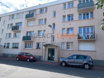 Appartement 4 pièces 60,52 m2