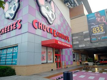 Chuck E. Cheese's Aguascalientes
