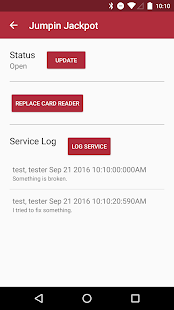 InterCard Service App- screenshot thumbnail