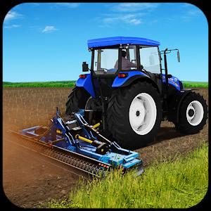 Tractor Driver Agri Farm