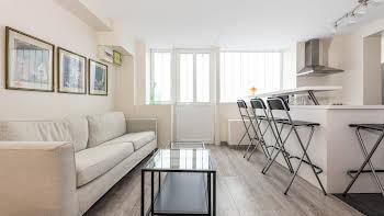 Appartement meublé 3 pièces 51,94 m2