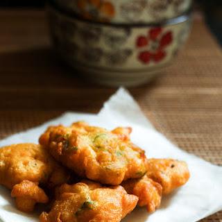 Bhajia Recipe, Onion bhaji.
