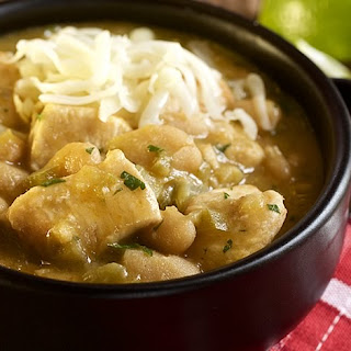 Fiery White Chili