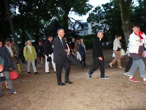 Photo: Présence de Pascal Blanc et de plusieurs élus