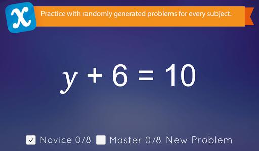 Algebra Touch v1.0