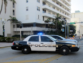 Photo: Miami Vice ... ei kun Miami Police