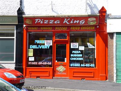 Pizza King On George Street Pizza Takeaway In Town Centre