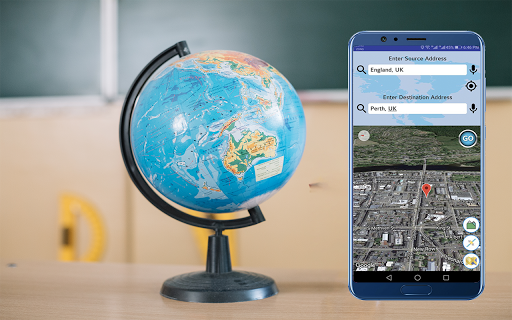 GPS Map Route Traffic Navigation 1.2 Screenshots 21