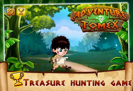 宝の島の冒険