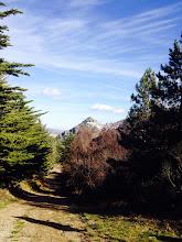 Photo: San Fele visto dall'ingresso alle Cascate Uattënniérë