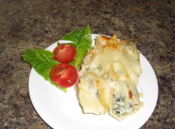 Ww Stuffed Shells With Alfredo Sauce Recipe