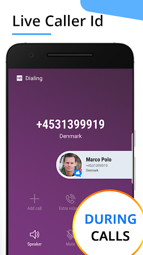 Messenger for Messages,Video Chat,Call ID for Free screenshot 5