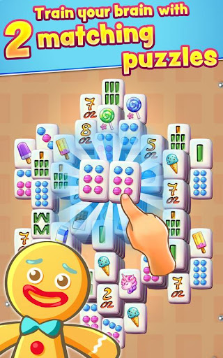 Mahjong POP puzzle: New tile matching puzzle android2mod screenshots 4