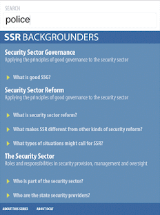 SSR Backgrounders- screenshot thumbnail