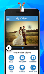 Anniversary Video Movie Maker screenshot 8