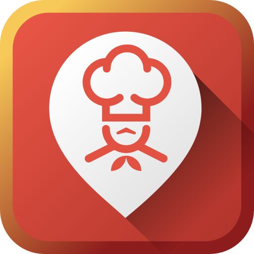 旅遊App|餐廳發現者 LOGO-3C達人阿輝的APP