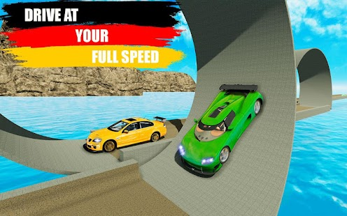 Impossible Car Racing Stunts