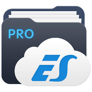 ES File Explorer File Manager Pro icon do Aplicativo
