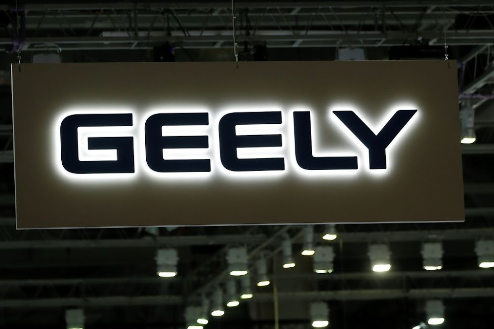China's Geely starts online car sales as virus epidemic keeps buyers at home