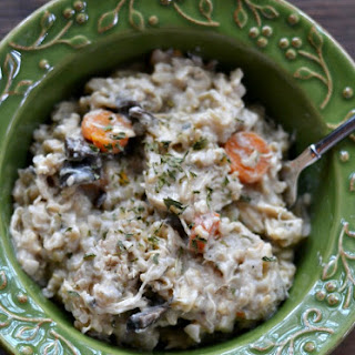Cream Of Mushroom Brown Rice Chicken Casserole Recipes