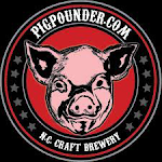 Logo for Pig Pounder Brewery